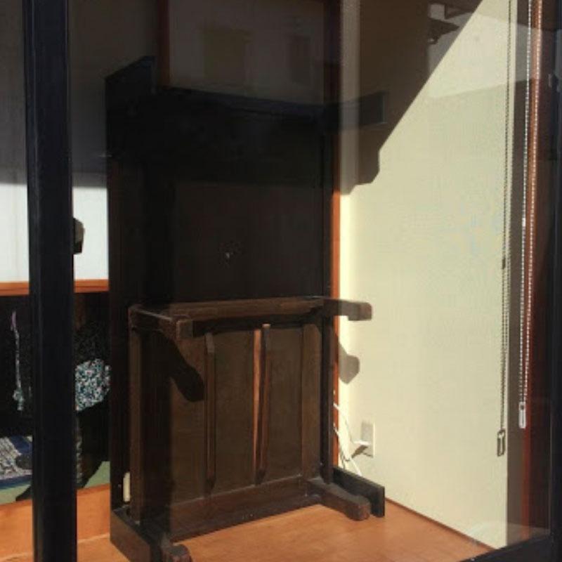 藤沢市土棚エリア戸建て、複層遮熱ガラスのヒビ割れ、ガラス交換修理アフタ画像